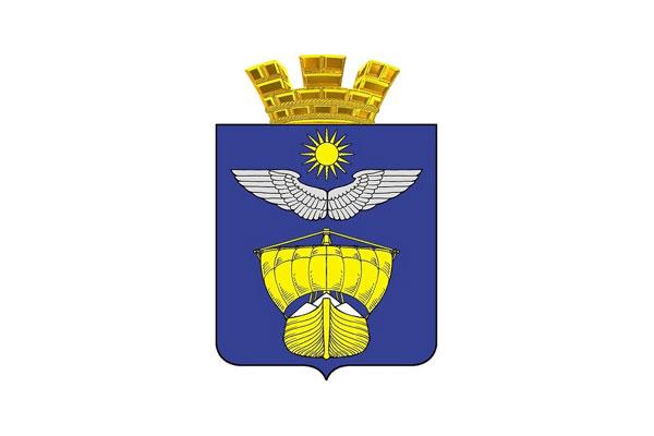Ахтубинкс: герб. Ахтубинкс - заказать такси