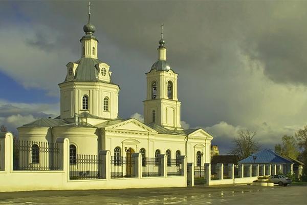 Алексин. Такси из СПб в населенный пункт Алексин