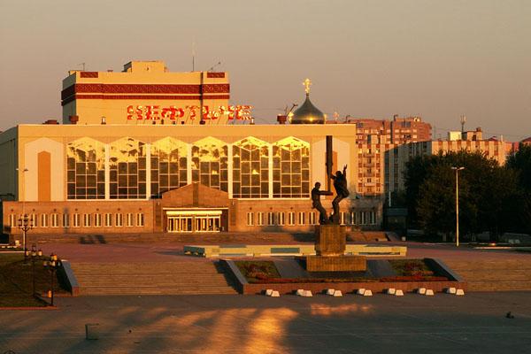 Альметьевск. Такси из СПб в населенный пункт Альметьевск