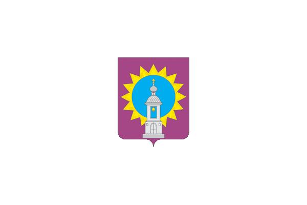 герб деревни Анциферово. Заказать такси в Анциферово