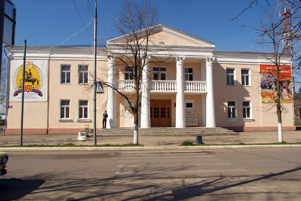 Апшеронск. Такси из СПб в населенный пункт Апшеронск