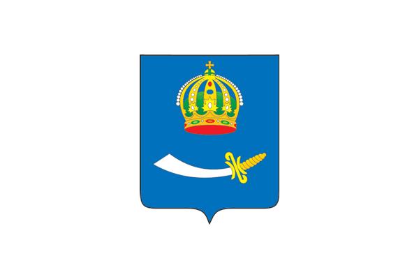 Астрахань: герб. Астрахань - заказать такси