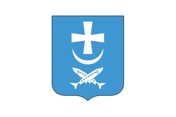Азов: герб. Азов - заказать такси