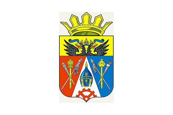 Багаевская: герб. Багаевская - заказать такси