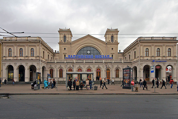Заказать такси на Балтийский вокзал