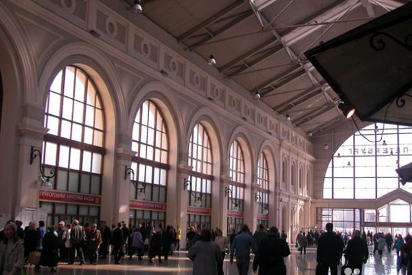 Балтийский вокзал. Такси на Балтийский вокзал