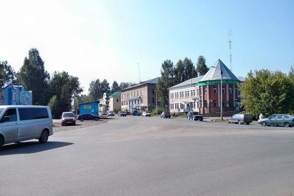 Белая Холуница. Такси из СПб в населенный пункт Белая Холуница