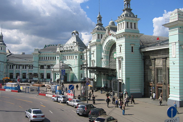 Заказать такси на Белорусский вокзал