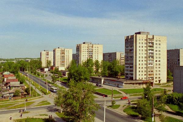 Березники. Такси из СПб в населенный пункт Березники