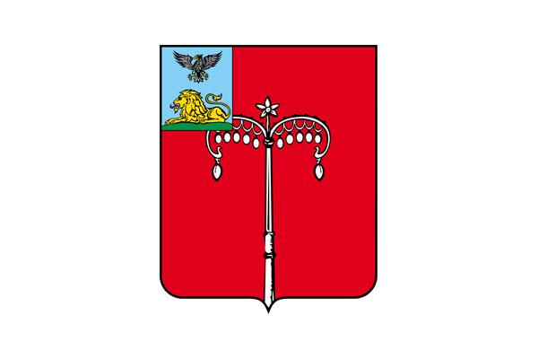 Бирюч: герб. Бирюч - заказать такси