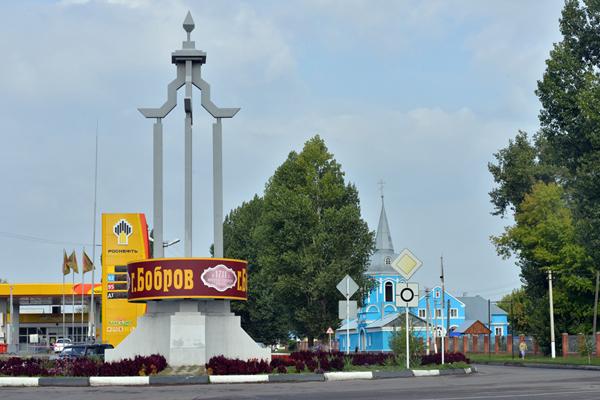 Бобров. Такси из СПб в населенный пункт Бобров