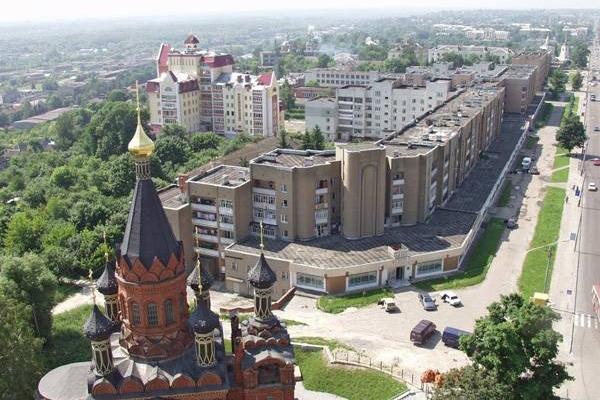 Брянск. Такси из Москвы в населенный пункт Брянск