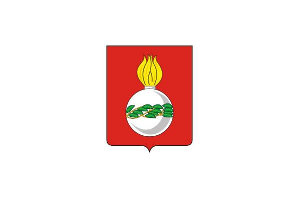 Чапаевск: герб. Чапаевск - заказать такси