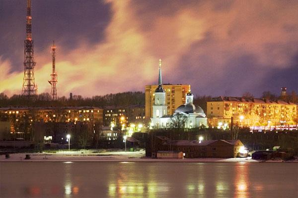 Череповец. Такси из СПб в населенный пункт Череповец