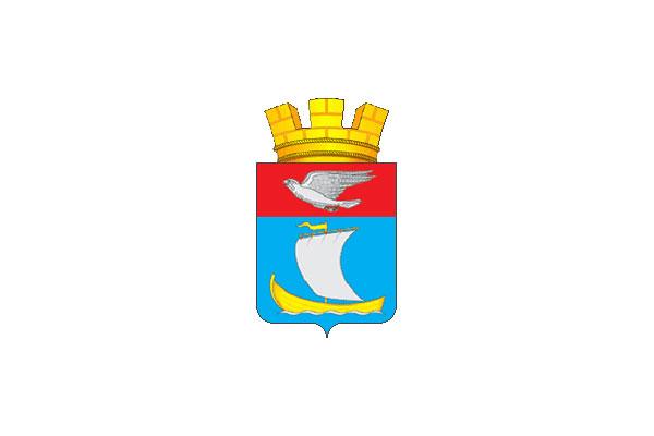 Чкаловск: герб. Чкаловск - заказать такси