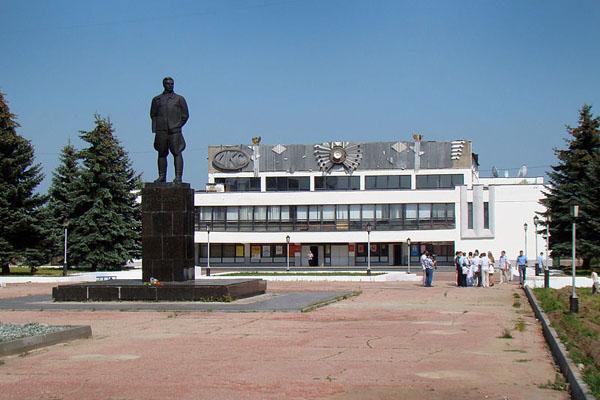 Чкаловск. Такси из СПб в населенный пункт Чкаловск