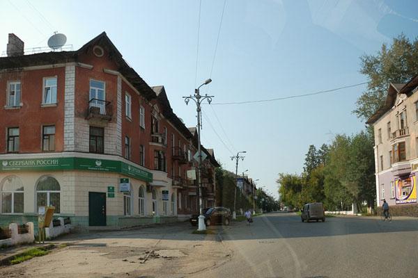 Чусовой. Такси из СПб в населенный пункт Чусовой
