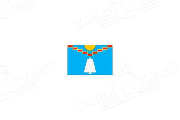 герб города Дедовск. Заказать такси в Дедовск
