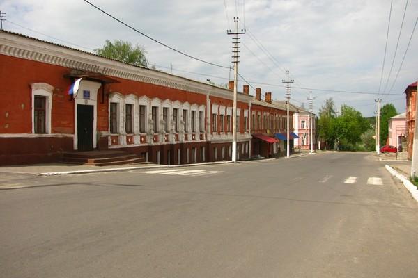 Дмитриев-Льговский. Такси из МСК в населенный пункт Дмитриев-Льговский