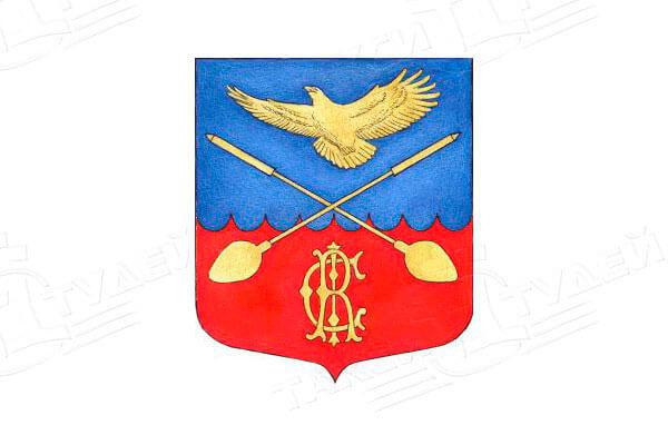 герб поселка Дружная Горка. Заказать такси в Дружную Горку
