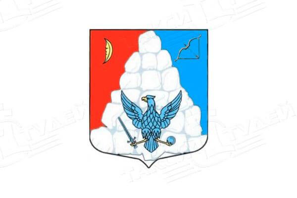 герб поселка Ефимовский. Заказать такси в Ефимовский