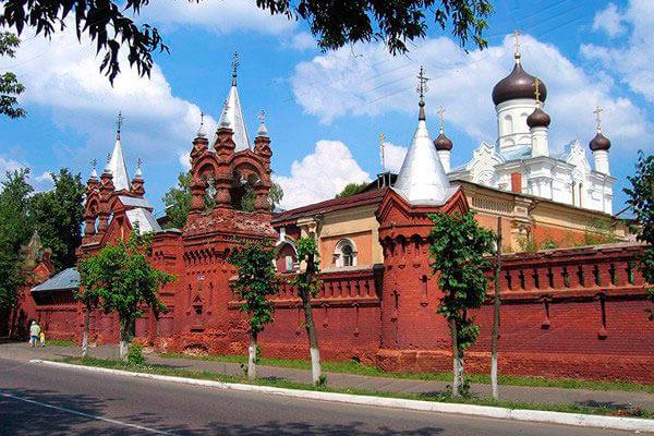 Егорьевск. Такси из Москвы в Егорьевск