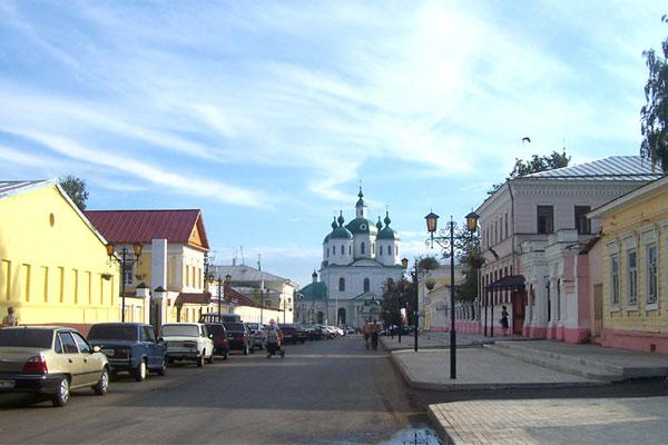 Елабуга. Такси из Москвы в населенный пункт Елабуга