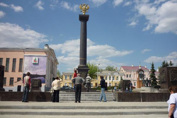 Елец. Такси из Москвы в населенный пункт Елец