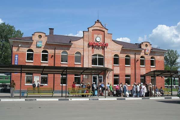 Электрогорск. Такси из СПб в населенный пункт Электрогорск