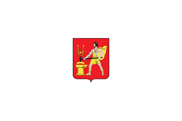 Электросталь: герб. Электросталь - заказать такси