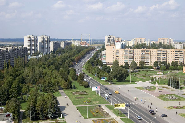 Железногорск. Такси из Москвы в населенный пункт Железногорск