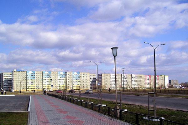 Жлобин. Такси из Москвы в населенный пункт Жлобин