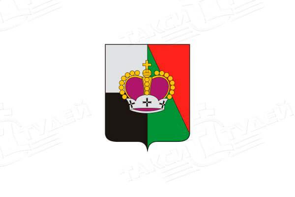 герб города Голицыно. Заказать такси в Голицыно