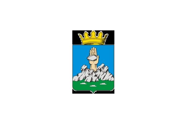 Горнозаводск: герб. Горнозаводск - заказать такси