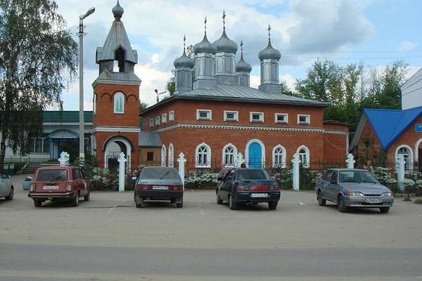 Городище. Такси из МСК в населенный пункт Городище
