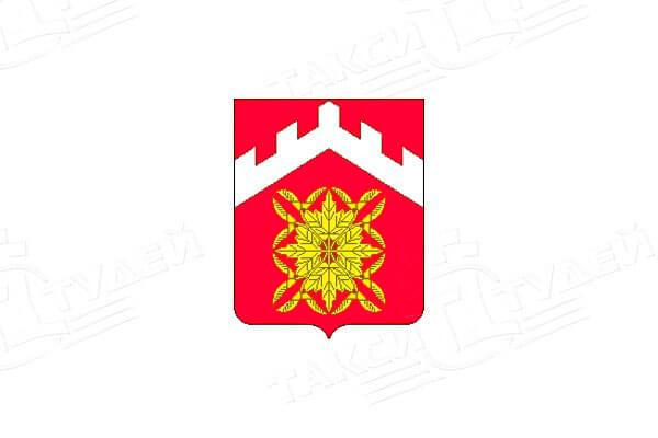 Гостилицы: герб. Гостилицы - заказать такси