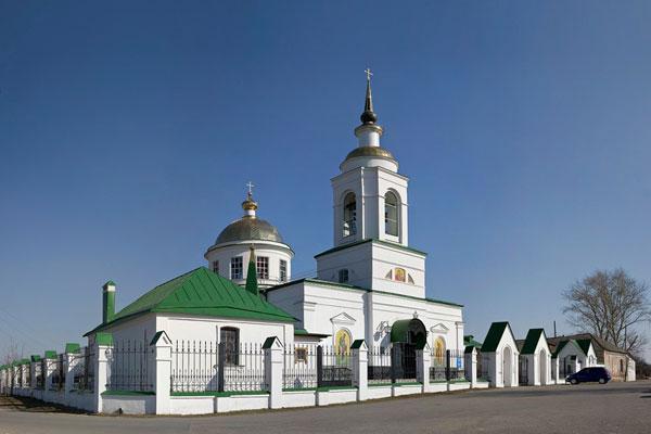 Грязи. Такси из Москвы в населенный пункт Грязи