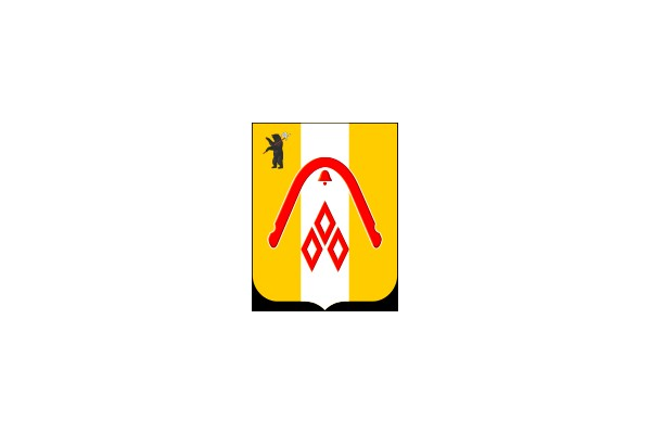Гаврилов-Ям: герб. Гаврилов-Ям - заказать такси