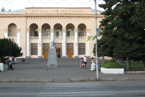 Хадыженск. Такси из СПб в населенный пункт Хадыженск