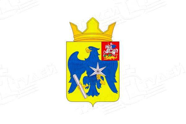 герб села Ильинское. Заказать такси в Ильинское