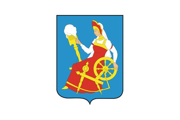 Иваново: герб. Иваново - заказать такси