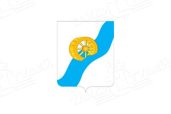 герб города Ивантеевка. Заказать такси в Ивантеевку