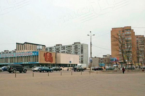 Ивантеевка. Такси из Москвы в Ивантеевку