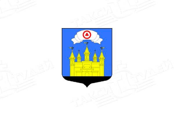 Извара: герб. Извара - заказать такси