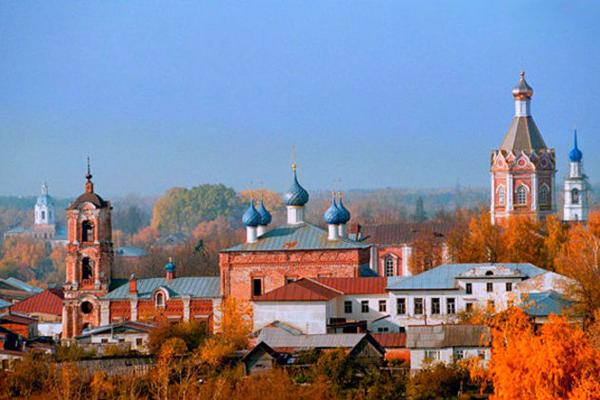 Касимов. Такси из Москвы в населенный пункт Касимов