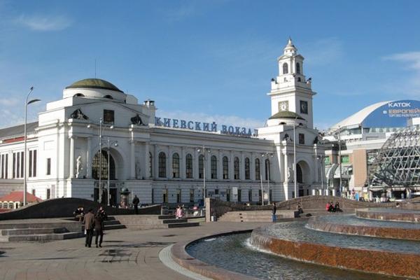 Заказать такси на Казанский вокзал