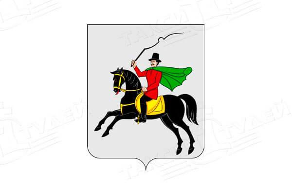 герб города Клин. Заказать такси в Клин