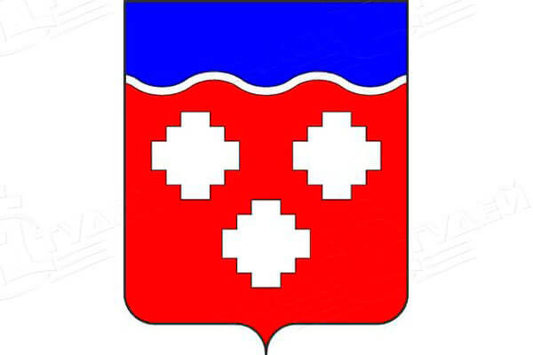 герб города Коммунар. Заказать такси в Коммунар