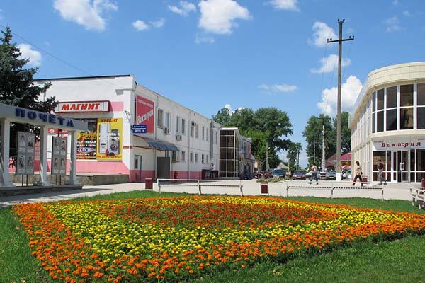 Кореновск. Такси из Москвы в населенный пункт Кореновск