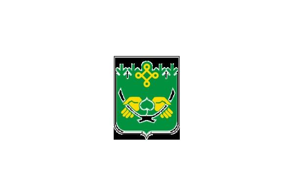 Костомукша: герб. Костомукша - заказать такси